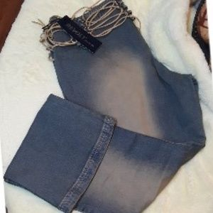 Revolt Fit & Flair retro jeans